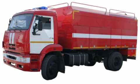 АГТ-1 на шасси Камаз-43253