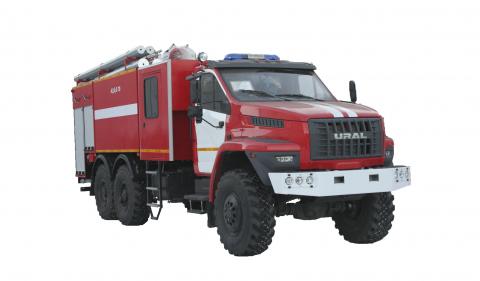 АЦ-6 Урал